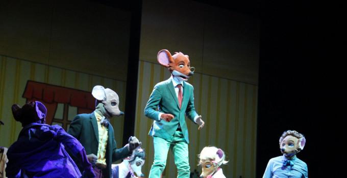 Geronimo Stilton nel Regno della Fantasia, il musical - 13 novembre - Teatro Il Celebrazioni, Bologna