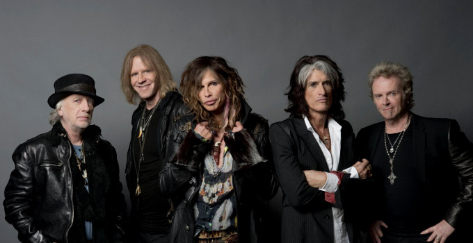 Aerosmith a FIRENZE ROCKS il 23 giugno 2017